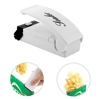 Portable Mini Food Heal Saver Sealing Machine Capper for Package Plastic Bags