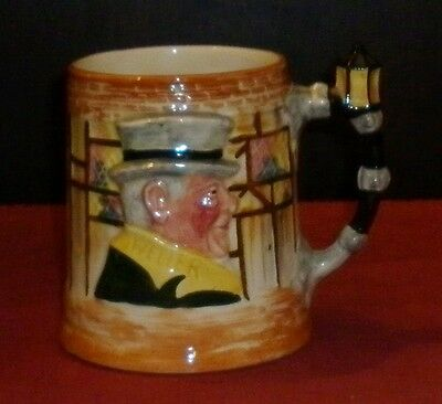Lancaster Pottery  Novelty Tankard Excellent Condition
