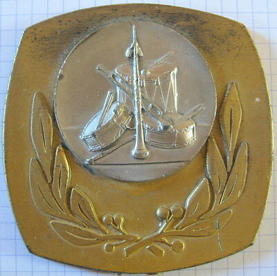 medal military decoration 3 drums