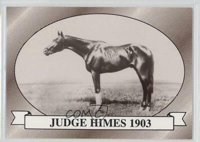 1991 Horse Star Kentucky Derby #29 Judge Himes 1903 MiscSports Card 2i6