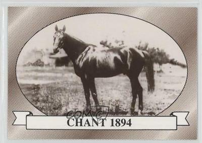 1991 Horse Star Kentucky Derby #20 Chant MiscSports Card 2i6