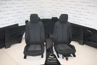 BMW F22 Sport Leather Seats Sportsitze Lederausstattung Alcantara Hexagon