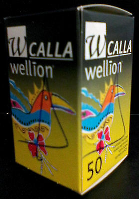 Wellion Calla test strips (box of 50 strips)