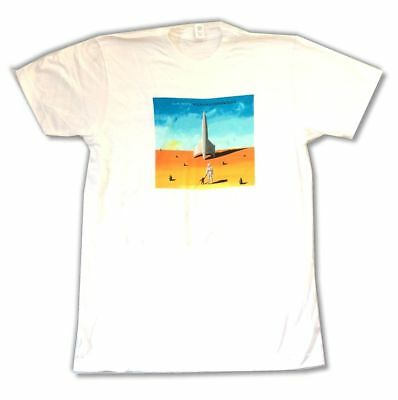 Tom Petty Highway Companion Tour White T Shirt New Official NOS Soft
