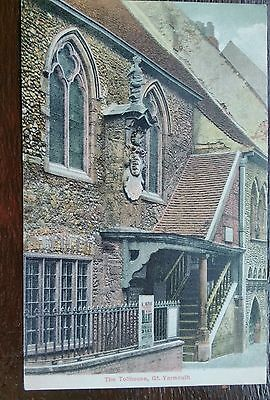 Great Yarmouth Tollhouse Postcard