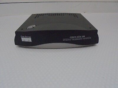 Cisco Ata188-I2 Analog Telephone Adapter .