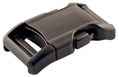 100 - 1 Inch YKK Contoured Side Release Plastic Buckle