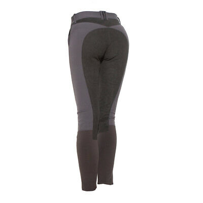 Horseware Siena Full Seat Breeches - Ladies - Charcoal - Different Sizes - SALE!