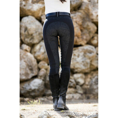 Horseware Siena Full Seat Breeches - Ladies - Black - Different Sizes - SALE!