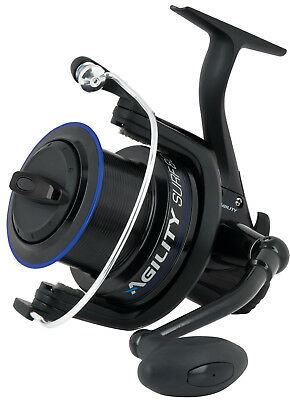 Shakespeare Agility SURF 70 80 Front Drag Salt Water Sea Fishing Spinning Reel