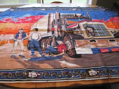 JAMES DEAN Tribute to ... Velveteen Wall Hanging NM