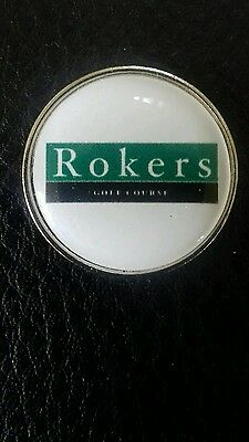 Rokers Golf Club Ball Marker