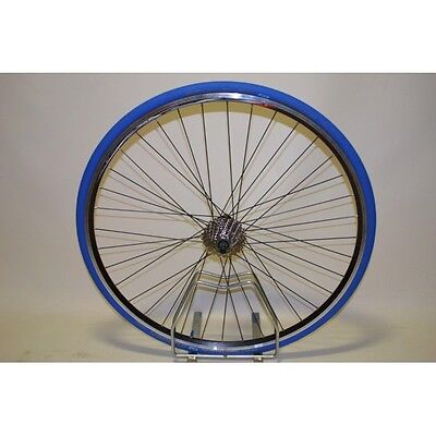 Shimano 10 Speed Cassette 700C Rear Turbo Trainer Wheel With Tyre & Cass
