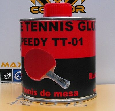 Table Tennis Speed Glue - Cans 250 ml. - fast delivery Europe 2-4  World 7-14