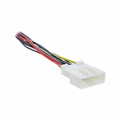 Metra 70-7552 Radio Wiring Harness for Nissan 07-Up