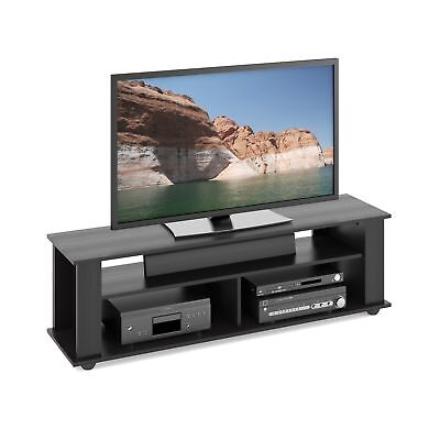 CorLiving TBF-605-B Bakersfield Ravenwood Black TV/Component Stand