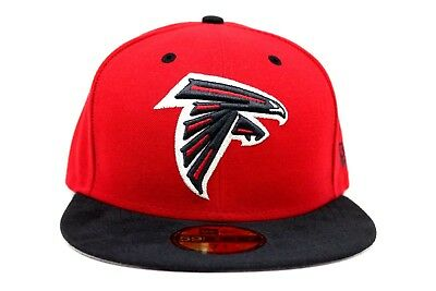 ... where to buy atlanta falcons scarlet red black white silver nfl new era  59fifty fitted hat df5906ddecf7