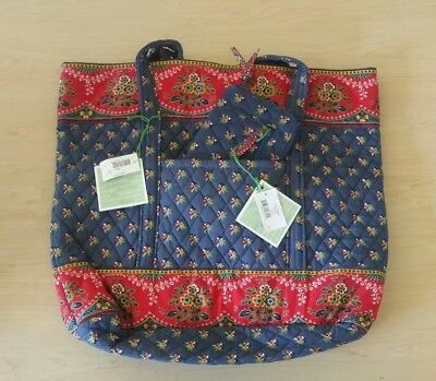 Vera Bradley 2 pc Lot of Emily