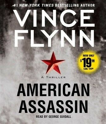 NEW! American Assassin: A Thriller by Vince Flynn [Audiobook] - Fast E-delivery