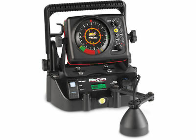 Marcum M5 Flasher Lithium Combo Brand new in box Ice fishing Finder hard vexilar