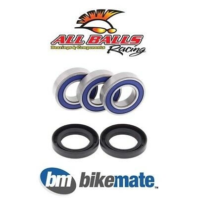 All Balls Rear Wheel Bearings - Talon Hub YAMAHA WR450F 2003-2007