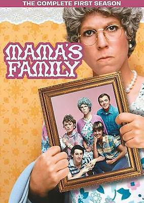 Mama's Family  The Complete First Season  3 Disc Set  Vicki Lawrence  new  DVD
