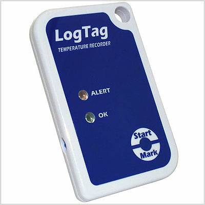 Logtag Temperature Data Logger (Supplied with Aust Tax Invoice)