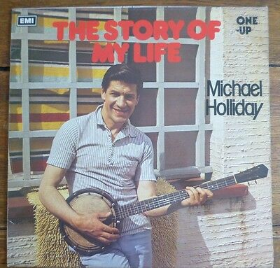 MICHAEL HOLLIDAY - The Story Of My Life 1973 Vinyl LP