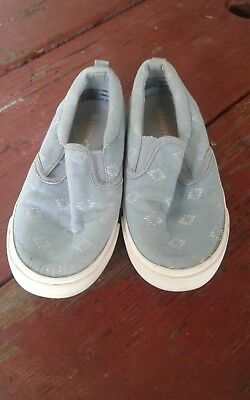 Old Navy girls size 11 shoes