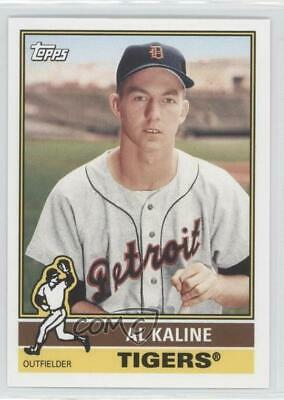 2015 Topps Archives #184 Al Kaline Detroit Tigers Baseball Card