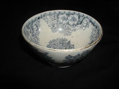 Old Antique Transferware Bowl