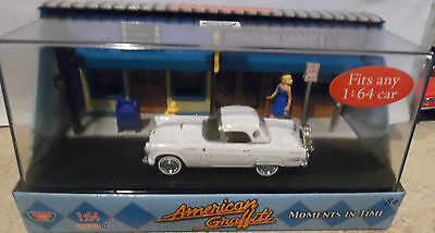 1955 Thunderbird Down Town Moments In Time American Graffiti Motor Max 1/64