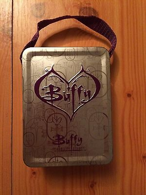 Buffy the Vampire Slayer Collectable Storage Tin