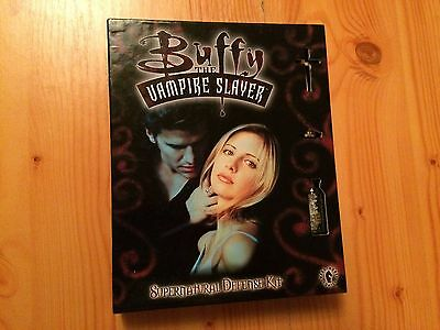 Supernatural Defence/Defense Kit Buffy The Vampire Slayer-Rare