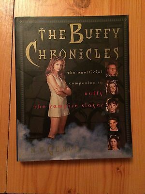 "The Buffy Chronicles: The Unofficial Companion to ""Buffy the Vampire Slayer"""