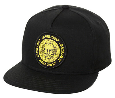 Santa Cruz - Boyle Dot Black - Snapback Hat