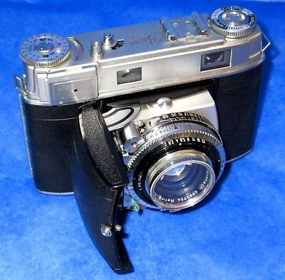 KODAK RETINA IIIc Vintage Camera with RETINA-XENON C f:2,0/50mm Lens Germany