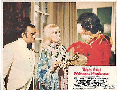 Tales that Witness Madness 1973 11x14 Lobby Card #4