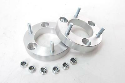 25mm Front Coil Strut Spacer Lift Kit Fits For Mitsubishi L200 ML MN 05-14 4WD