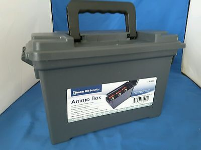 AMMO BOX by Bunker Hill Security