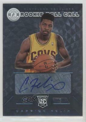 2013 Totally Certified Rookie Roll Call Signatures Silver #15 Carrick Felix Auto