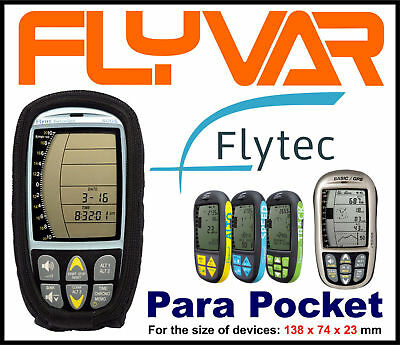 New Para Pocket Flytec Element serie - Rugged snug fit Cordura pocket