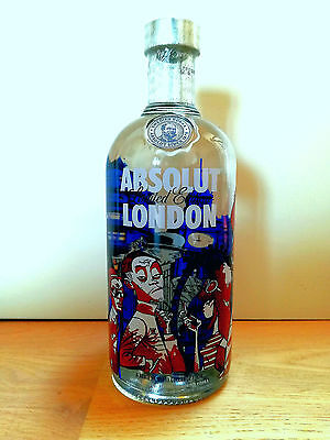 Absolut Vodka London / Limited Edition !!!