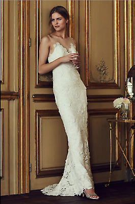 Catherine Deane- Jolie Guipure Lace Wedding Dress