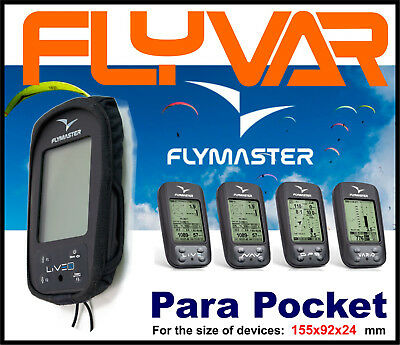 New Para Pocket FlyMASTER serie - Rugged snug fit Cordura pocket