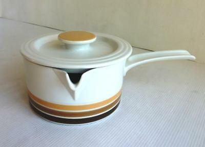 "1970's Vintage ""Thomas"" Flammfest Lidded Saucepan Made in Germany - V.G.C"