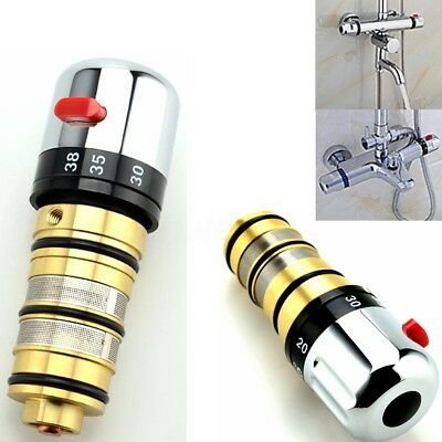 Thermostatic Shower Cartridge For Bath Mixer & Various Shower Valve Handle Spare