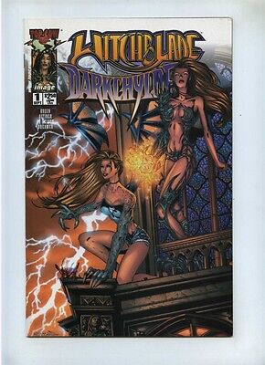Witchblade Darkchylde #1 - Top Cow 2000 - VFN