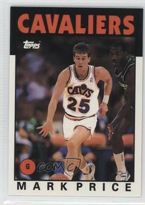 1992-93 Topps Archives #85 Mark Price Cleveland Cavaliers Basketball Card