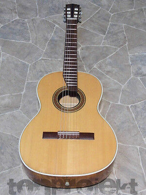 Vintage Ignaz Wilfer igwill vollklang Classique Solide guitare germany